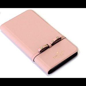 Kate spade Iphone case 7plus/8plus light pink